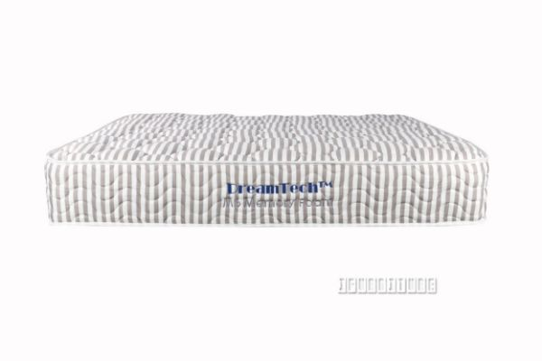 Picture of M6 MEMORY Foam Pocket Spring Mattress in Queen Size