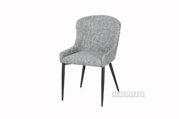 Picture of Saddles Dining Chair *Grey