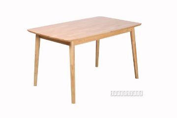 Picture of Windsor 140 Dining Table *Rubber Wood
