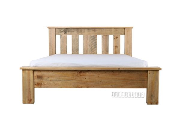 Picture of Outback Bed in Queen/King Size *Solid Pine