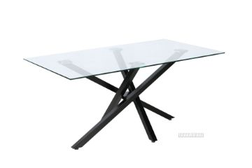 Picture of STUTTGART 160 Dining Table *Black