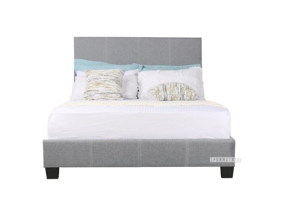Picture of Knap Double/Queen BED *Light Grey