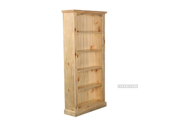Picture of Outback 180 Bookshelf *Solid Pine