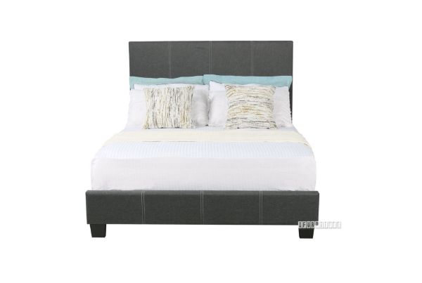 Picture of Knap Double/Queen BED *Dark Grey