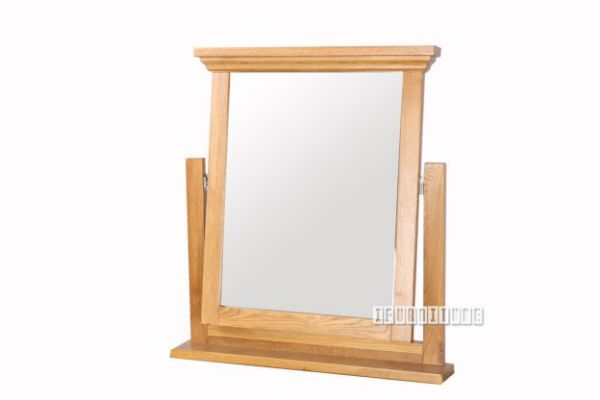 Picture of Nottingham Table Mirror *Solid Oak