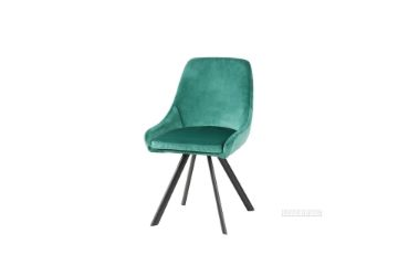 Picture of Munich Dining Chair *Velvet Green