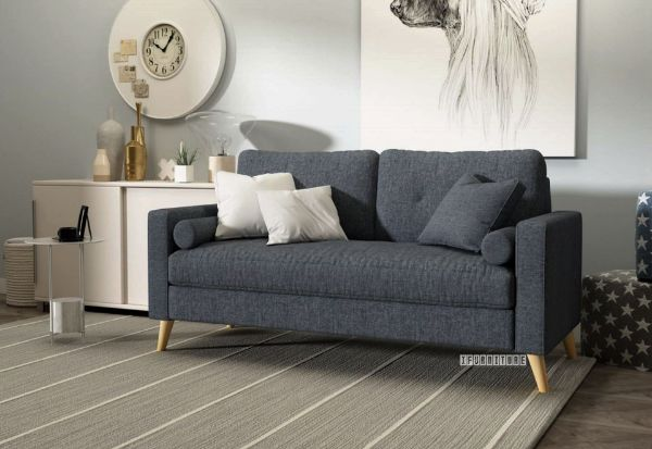 Picture of Chard 3 seat Sofa * Dark Grey