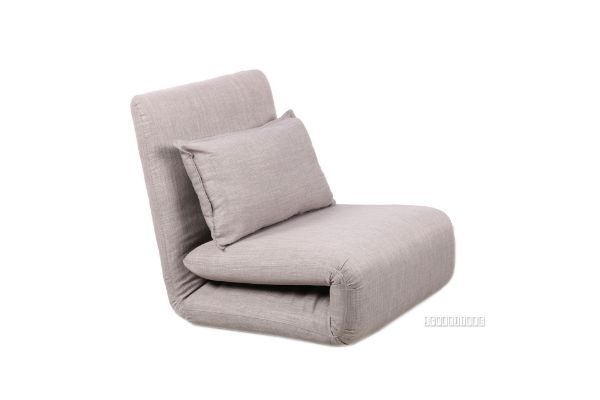 Picture of Fidel Convertible 1 Seat Sofa Bed  *Light Grey