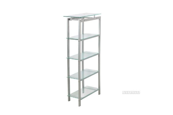 Picture of Eric 4 Tier Glass Shelf
