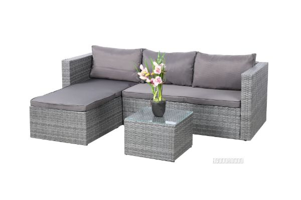 Picture of Ravello  3Pc Outdoor Sofa Set
