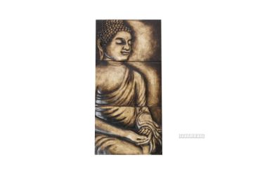 Picture of GWD20 Buddha Wall Art *Antique