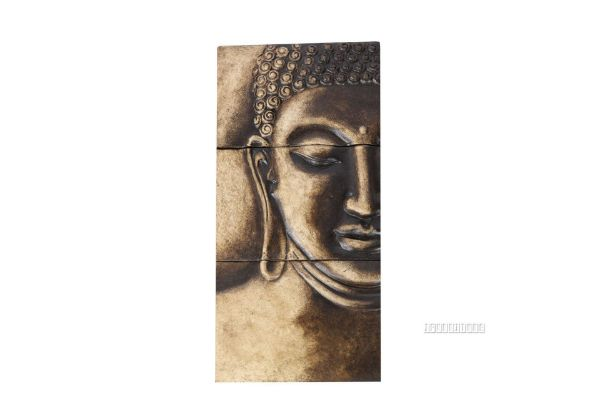 Picture of GWd07 Buddha Wall Art *Anitque
