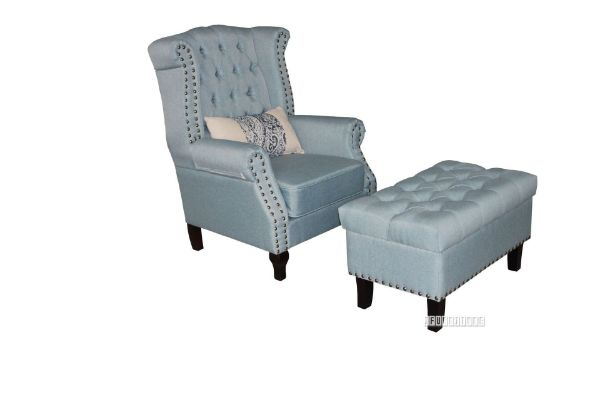 Picture of Bradford Lounge Chair *Blue