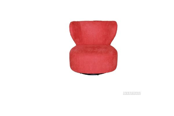Picture of Mistral Swirl Lounge Chair *Red