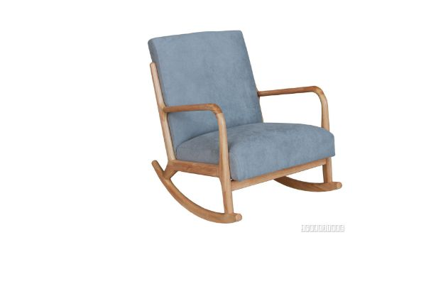 Picture of Puddle Rocking Chair * Grey