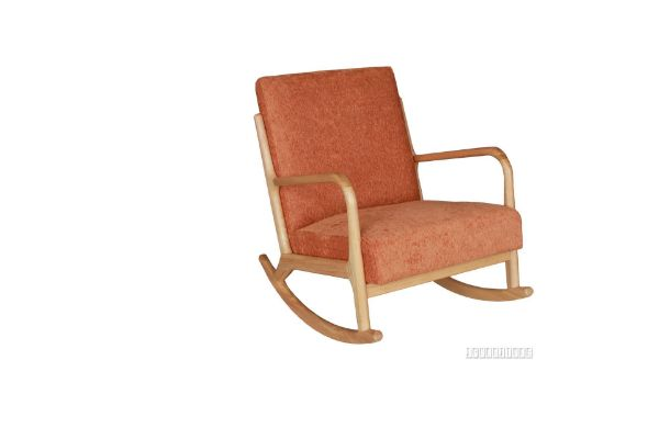 Picture of Puddle Rocking Chair * Orange