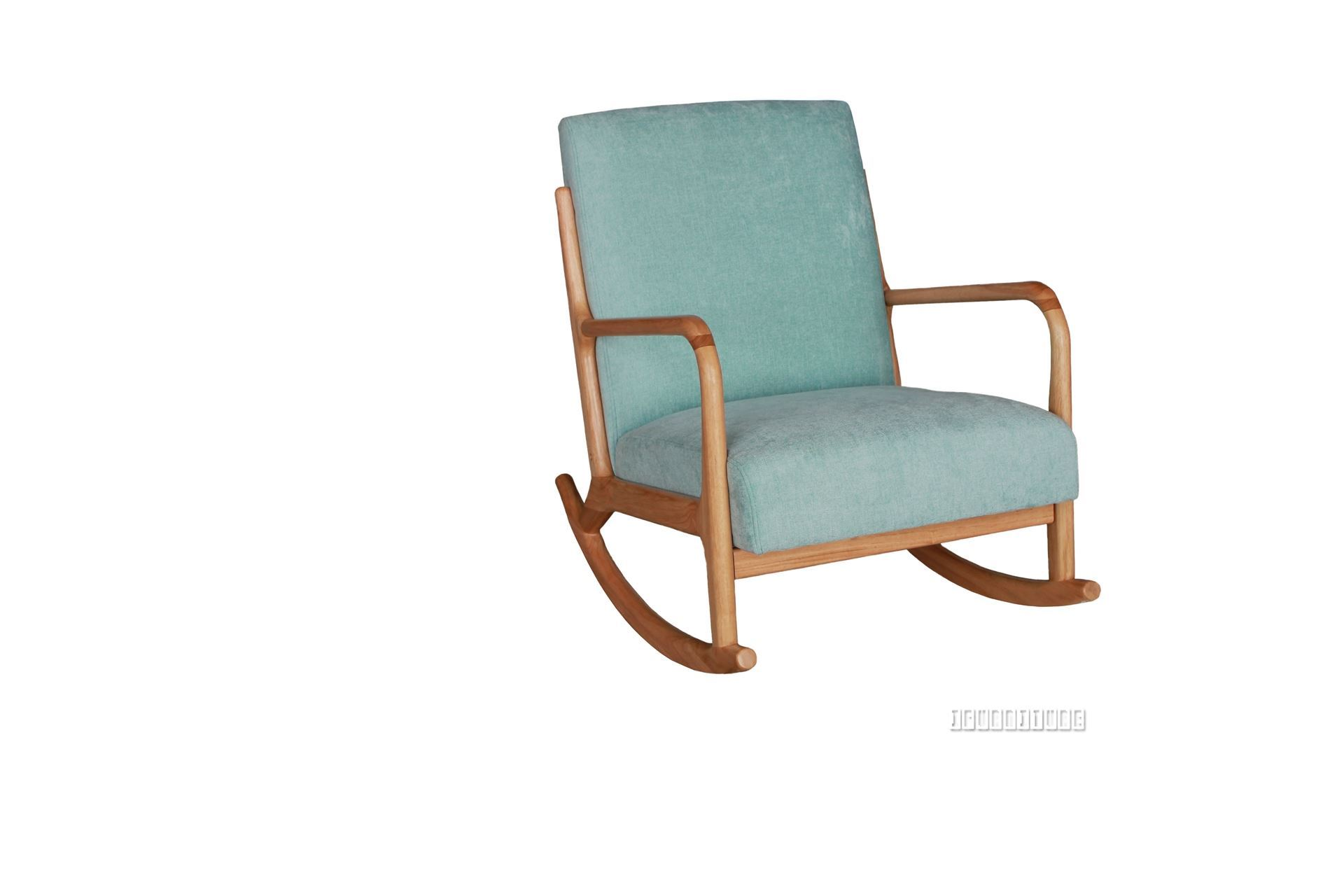 Puddle Rocking Chair Blue