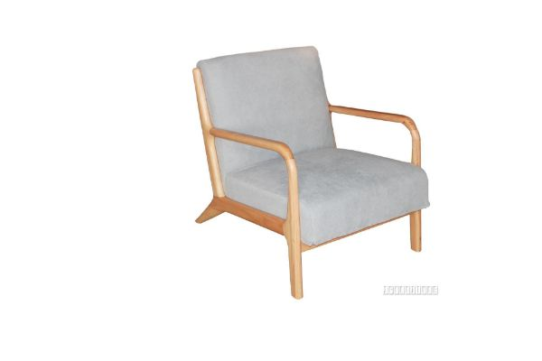 Picture of Selous Lounge Chair *Grey
