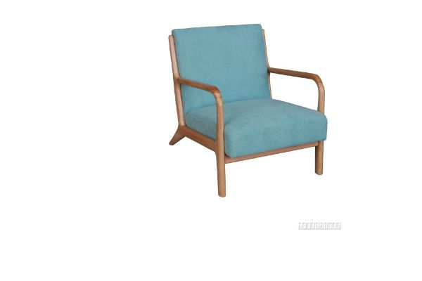 Picture of Selous Lounge Chair *Blue