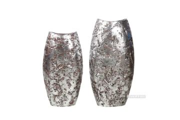 Picture of GCR91 Flower Vase Set  60/70cm *Antique Silver