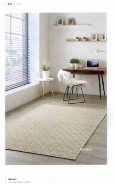 Picture of Indy-80/120/200  Indoor/Outdoor Rug *Lines Brown