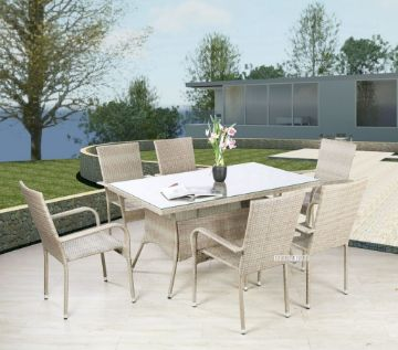 Picture of Bay 7Pc Outdoor Dining Set