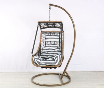 Picture of #61 Rattan Hanging Egg Chair