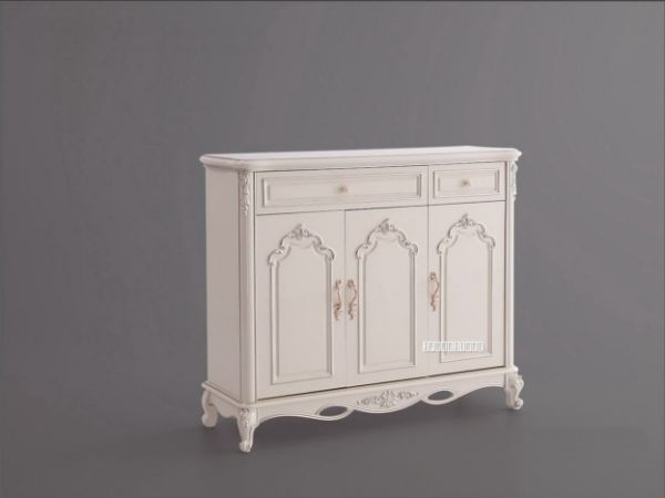 Picture of Chateau 3Dr 2Drw Shoe Cabinet