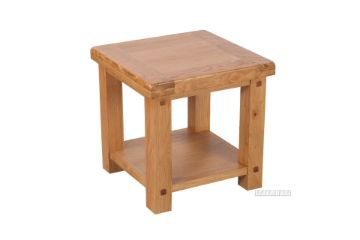 Picture of Westminster Lamp Table *Solid Oak
