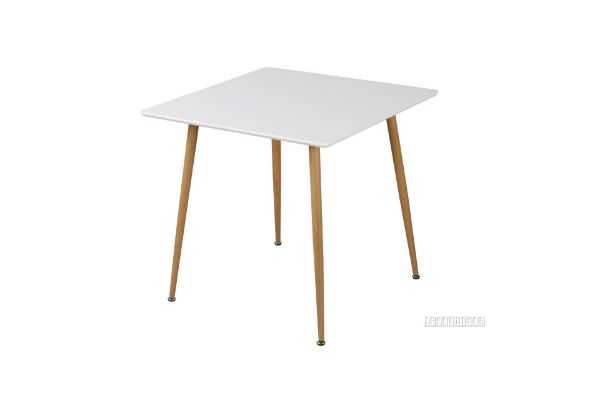 Picture of OSLO 80 Dining Table *White