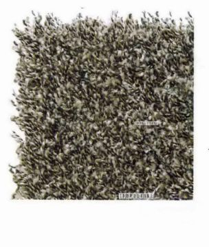 Picture of Grand 120/160/200  Indoor Rug -Made In Belgium *Black/Grey