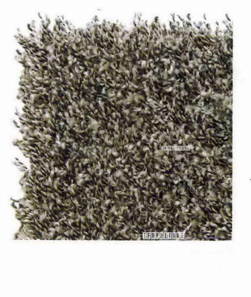 Picture of Grand 120/160/200  Indoor Rug -Made In Belgium *Black/Grey