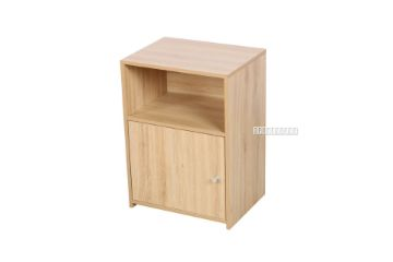 Picture of RENO 1 Dr Bedside Table with Shelf