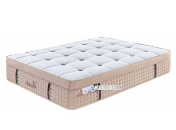 Picture of G9 Memory Gel + Latex Euro Top 5 Zone Pocket Spring Mattress in Queen/King/Super King Size
