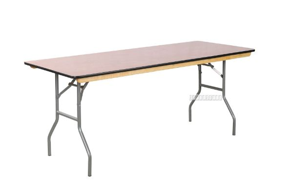 Picture of TITAN 182 Foldable Rectangular Dining Table