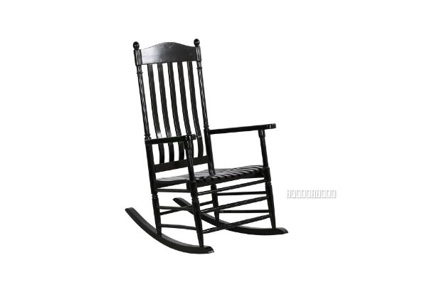 Picture of Hilton Rocking Chair *Black