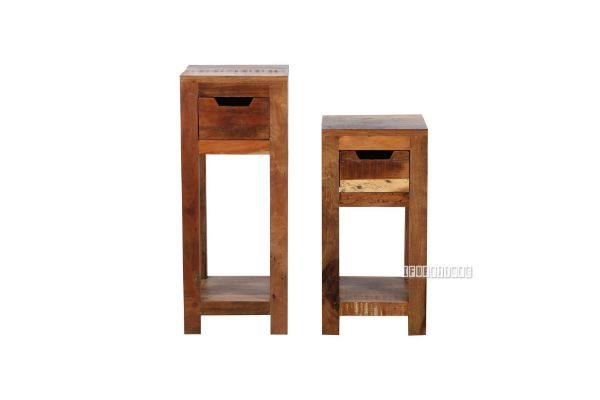 Picture of MALMO 1Drw Solid Recycled Wood Cabinet *2sizes