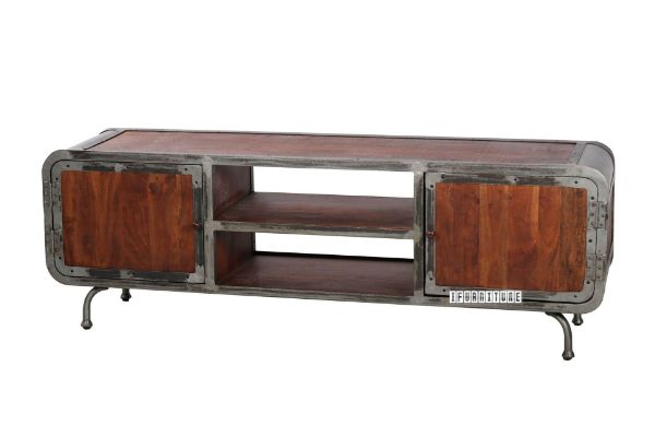 Picture of SAIGON 180 Solid Mango Wood Entertainment Unit