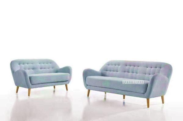 Picture of Luna  3+2 Sofa Range *Light Blue