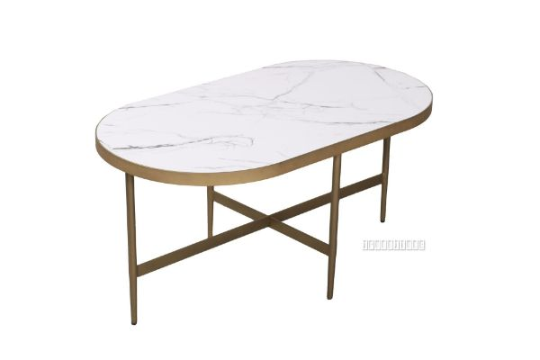 Hower Oval Coffee Table