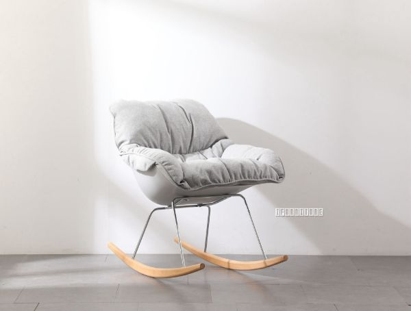 Picture of Baldy Rocking Chair * Grey