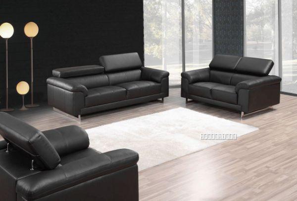 Picture of ALBANY Genuine Leather Sofa Range