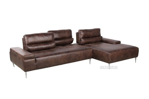 Picture of Francis  L Shape Sectional Sofa with Adjustable Back