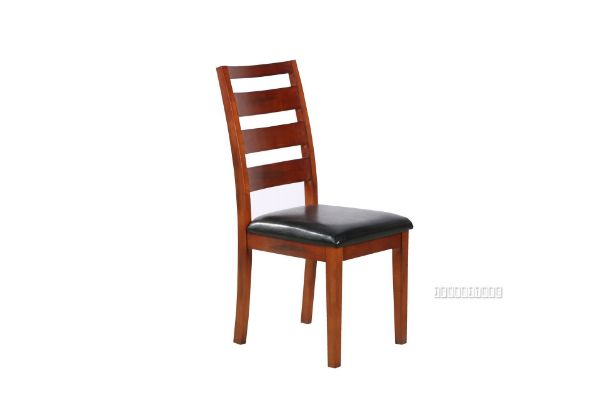Picture of Eilby Dining Chair  *BROWN