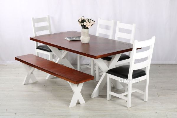 Picture of CANTERBURY 180 Dining Set