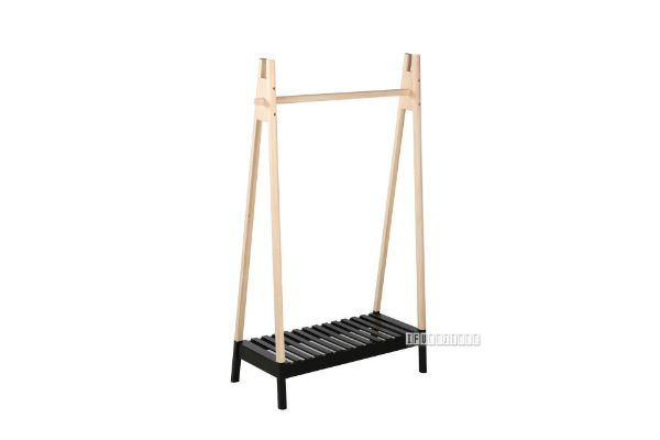 Picture of BARNET Wardrobe Cloth Rack *NATURAL