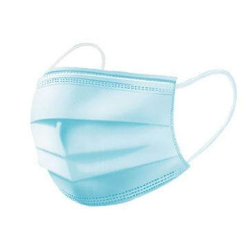 Picture of Medical Face Mask 3ply Box of 50