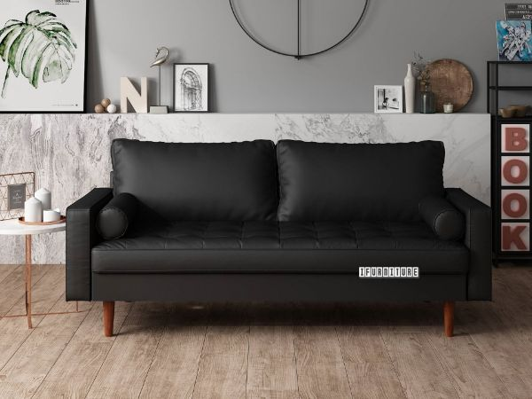 Picture of Faversham 3+2 Sofa Range * Black