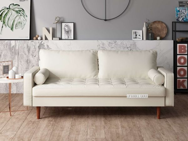 Picture of Faversham 3+2 Sofa Range * White