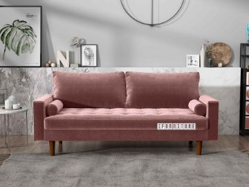 Picture of Faversham 3+2 Sofa Range *Rose Velvet